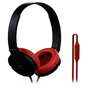 SoundMagic P10S Headphones with Mic  Black AllTrickz.jpg
