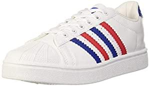 Sparx Mens SM 631 White Royal Blue Sneaker 8 UK  42 EU   SD0631GWHRB0008  AllTrickz.jpg