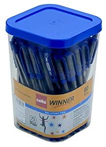 Cello Winner Ball Pen Set   Pack of 60  Assorted  AllTrickz.jpg