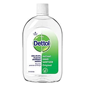 Dettol Original Germ Protection Alcohol based Hand Sanitizer Refill Bottle AllTrickz.jpg