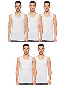 FL7 Mens Plain  Pack of 5  101 White Vest RN 75 AllTrickz.jpg