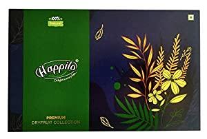 Happilo Celebration Dry Fruit Gift Pack 206P02   Roasted Almonds 35g AllTrickz.jpg