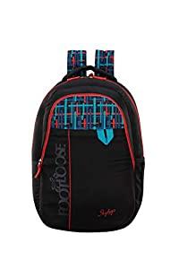 Skybags Quno 27 Ltrs Black Casual Backpack AllTrickz.jpg