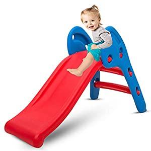 baybee foldable baby garden slide for kids   playgro super senior garden slider   for boys and girls   perfect for home  AllTrickz.jpg