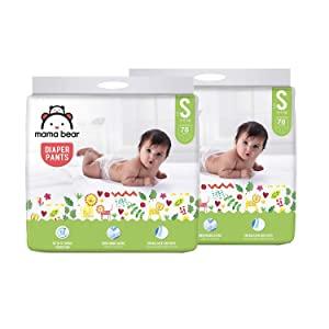 Amazon Brand   Mama Bear Baby Diaper Pants Monthly Mega Box   Small  S  AllTrickz.jpg