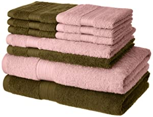 Amazon Brand   Solimo 100% Cotton 10 Piece Towel Set AllTrickz.jpg