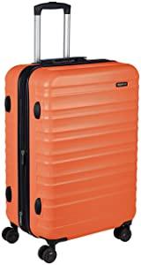 AmazonBasics 68 cm Burnt Orange Hardsided Check in Trolley AllTrickz.jpg