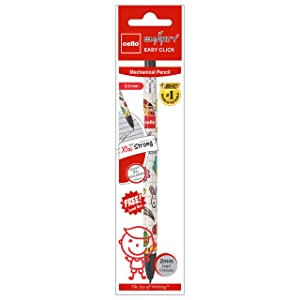 Cello Smarty Easy Click Mechanical Pencil   Pack of 20 AllTrickz.jpg