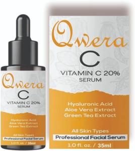 Qwera Vitamin C Serum Skin Brightening  AllTrickz.jpg