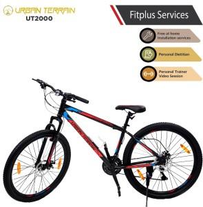 Urban Terrain UT2000 MTB 27.5 T Mountain Cycle 21 Gear AllTrickz.jpg