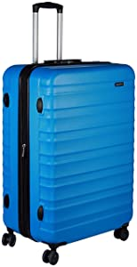 AmazonBasics 78 cm Light Blue Hardsided Check in Trolley AllTrickz.jpg