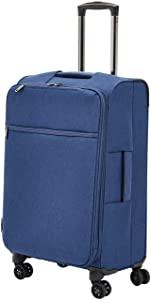 AmazonBasics Belltown Softside Rolling Spinner Suitcase Luggage   25 Inch AllTrickz.jpg