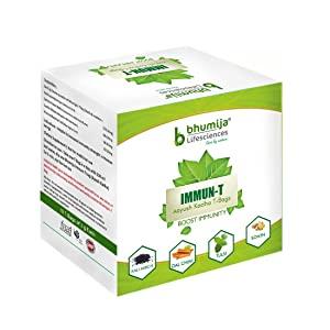 Bhumija Immunity Booster Tea Bags Kwath  Immune T  with Tulsi AllTrickz.jpg