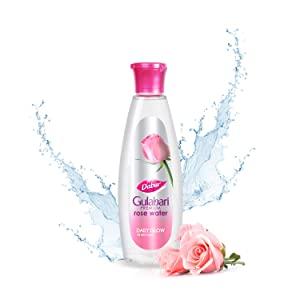 Dabur Gulabari Premium Rose Water with No Paraben for Cleansing and Toning AllTrickz.jpg