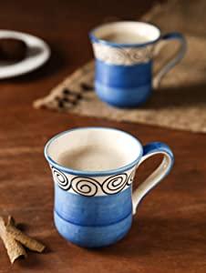 KITTENS Ceramic Pitcher Cups AllTrickz.jpg