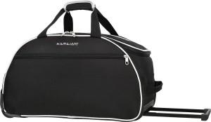 Kamiliant by American Tourister ALPS WHD 52 cm Duffel Strolley Bag Black  AllTrickz.jpg