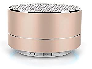 Photron P10 Wireless 3W Super Bass Mini Metal Aluminium Alloy Portable Bluetooth Speaker with Mic  Gold  AllTrickz.jpg