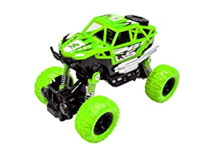 Popsugar Pull Back Rock Crawler Off Road Truck Die Cast Vehicle with Rubber Wheels for Kids AllTrickz.jpg