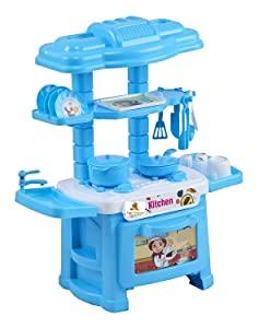 Toys Treasure 32Pcs Toy Kitchen Role Play Set Multicolour for Boys AllTrickz.jpg
