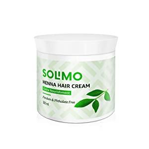 Amazon Brand   Solimo Henna Hair Cream  300 ml  AllTrickz.jpg