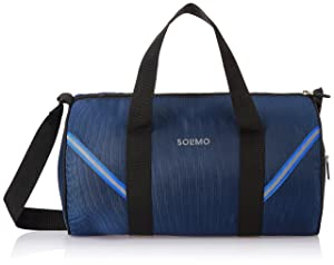 Amazon Brand   Solimo Polyester Duffel Gym Bag with Shoe Compartment AllTrickz.jpg