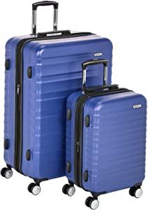 AmazonBasics Premium Hardside Spinner Luggage with Built In TSA Lock   2 Piece Set  21 AllTrickz.jpg