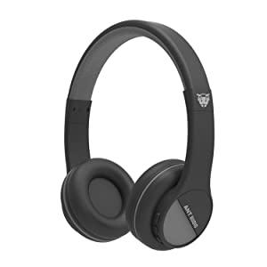 Ant Audio Treble 500 On  Ear HD Bluetooth Headphones with Mic  Black and Gray  AllTrickz.jpg