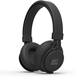 Ant Audio Treble 900 On  Ear HD Bluetooth Headphones with Mic  Carbon Black  AllTrickz.jpg