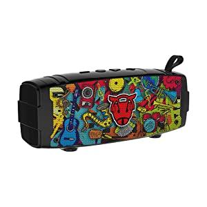 Ant Audio Treble X 900 Portable Enhanced Bluetooth Speakers  6W with Mic AllTrickz.jpg