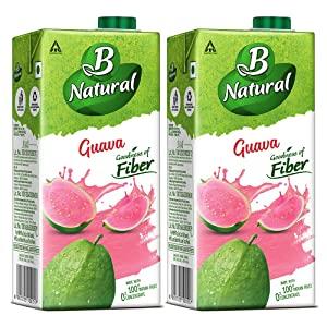 B Natural Guava Juice 1L AllTrickz.jpg