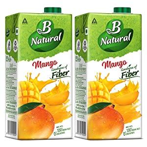 B Natural Mango Juice 1L AllTrickz.jpg