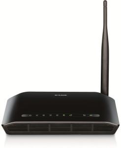 D Link DSL 2730U Wireless N 150 ADSL2  ROUTER Black AllTrickz.jpg