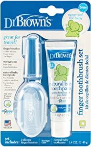 Dr. Browns Finger Toothbrush Set  Pack of 1 AllTrickz.jpg