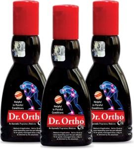 Dr. Ortho Oil 60 ml Pack of 3  Ayurvedic Medicine AllTrickz.jpg