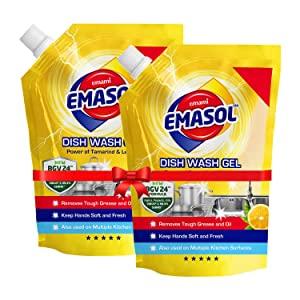 EMAMI EMASOL Dish Wash Gel with Lemon   Tamarind AllTrickz.jpg