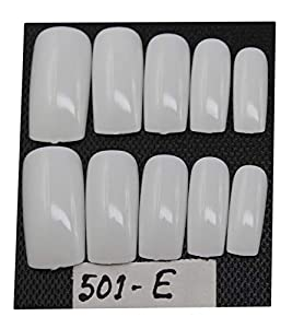 Ear Lobe   Accessories 10pcs Round Nails Tip  501 E  AllTrickz.jpg