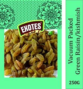 Exotes Premium Dry Fruits  Green Raisins AllTrickz.jpg