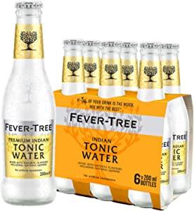 Fever Tree Premium Indian Tonic Water  Pack of 6 x 200 ml  AllTrickz.jpg