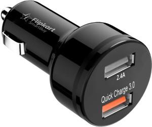 Flipkart SmartBuy 5.4 Amp Qualcomm Certified Turbo Car Charger Black  AllTrickz.jpg