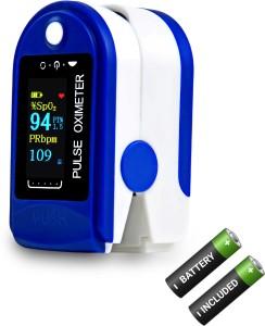 Flipkart SmartBuy Health Plus Pulse Oximeter with batteries Blue  AllTrickz.jpg