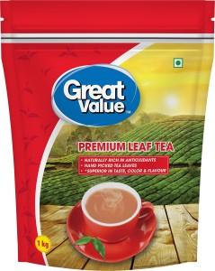 Great Value Premium leaf tea Tea Pouch 1 kg  AllTrickz.jpg