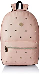 Hoom by HMI 21 ltrs 16 Inch Classic Faux Leather Backpack with Secure Zippers AllTrickz.jpg