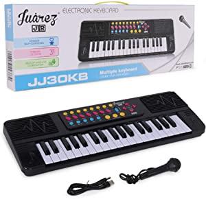 JUAREZ Junior 37 KEYS Multi function Electronic Keyboard Piano for Kids AllTrickz.jpg