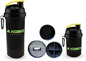 KOBO Shaker Sipper Bottle  Imported  for Gym AllTrickz.jpg