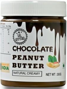 LA OTTER Chocolate Peanut Butter  Creamy  350 g 350 g AllTrickz.jpg