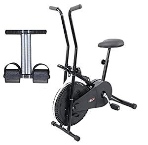 Lifeline LEC102TTDS Exercise Bike and Tummy Trimmer  Black  AllTrickz.jpg