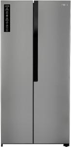 MarQ By Flipkart 468 L Frost Free Side by Side Refrigerator Silver Steel AllTrickz.jpg