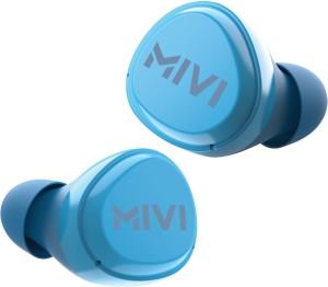 Mivi DuoPods M20 True Wireless Bluetooth Headset Blue AllTrickz.jpg