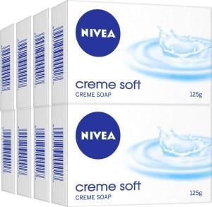 NIVEA Creme Soft Soap 8 x 125 g  AllTrickz.jpg