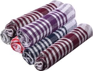 Nostaljia Nostaljia Kitchen Towels Set Of 6 Multicolor Napkins 6 Sheets  AllTrickz.jpg